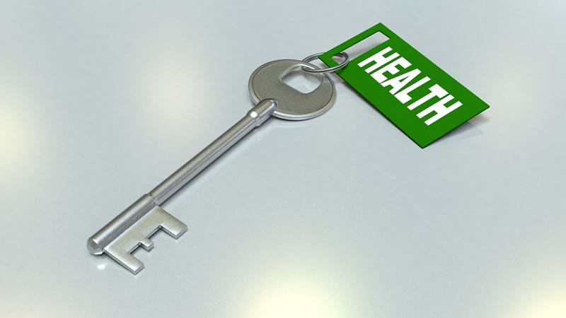 健康であることが鍵